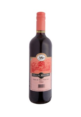 VINHO TINTO SECO IZABEL/BORDÔ 750ML - BELLA AURORA