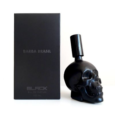 Perfume Black Barba Brasil 100ml