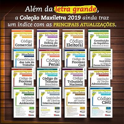 Banner Coleção Maxiletra