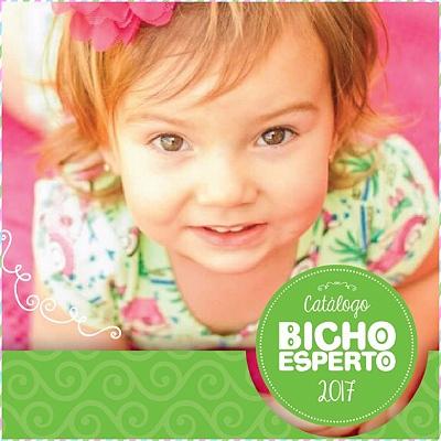Catálogo Bicho Esperto - livros infantis