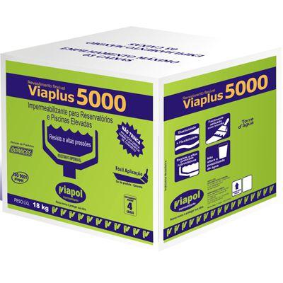 Viaplus 5000 18Kg - Viapol