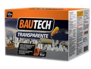 Bautech Transparente - 3,5KG