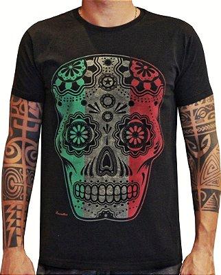 T-shirt Boundless Caveira mexicana