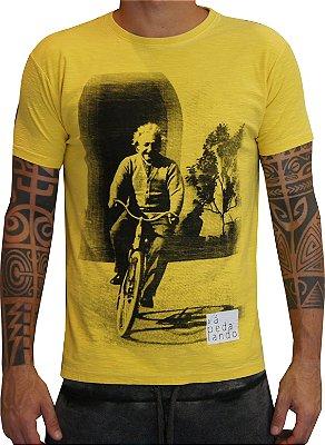 T-shirt Vá Pedalando