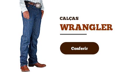 calça wrangler