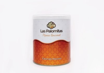 Caramelo Mascavo - Lata 115g