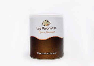 Chocolate 50% Cacau - Lata 110g