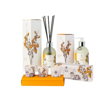 Kit Coleção Lulu - Brinde caneca cerâmica 325ml