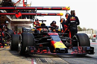 F1 - Fórmula 1 2018 - (09 a 11/11/2018)