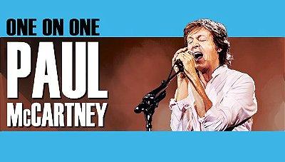 Show Paul McCartney -  15/10/2017