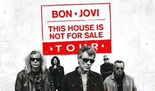 Show Bon Jovi - 23/09/2017