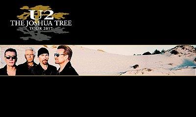 Show U2 sem Ingresso - 19, 21 e 22 de Outubro