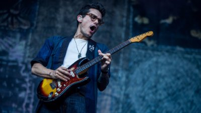Show John Mayer - 18/10/2017