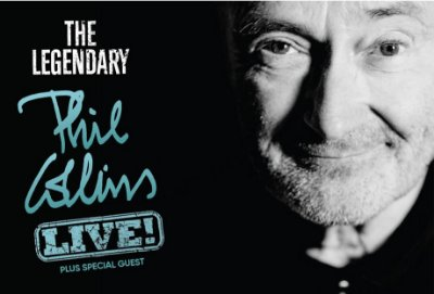 Show Phill Collins - 24/02/2018
