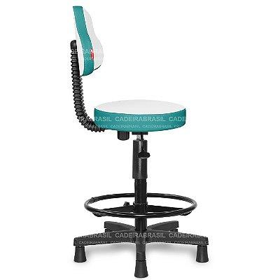 Mocho Alto Estética, Fisioterapia, Odontologia Colors CB 1662 Cadeira Brasil