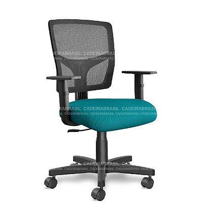 Cadeira Executiva Giratória Way WAE01 Cadeira Brasil