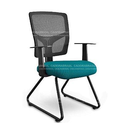 Cadeira Executiva Fixa Way WAE09 Cadeira Brasil