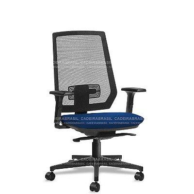Cadeira Diretor Ergonômica Dash DAD01 Cadeira Brasil