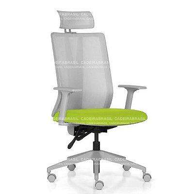 Cadeira Presidente Giratória Onix ONP91 Cadeira Brasil