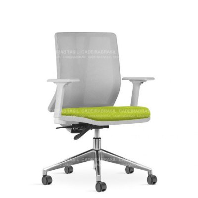 Cadeira Executiva Ergonômica Onix ONE51 Cadeira Brasil