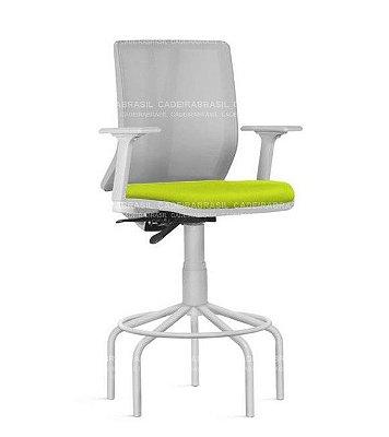 Cadeira Caixa Executiva Ergonômica Onix ONE99 Cadeira Brasil