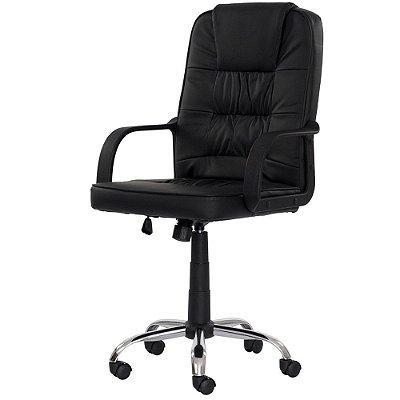 Cadeira Office Malta Diretor Slim Cadeira Brasil