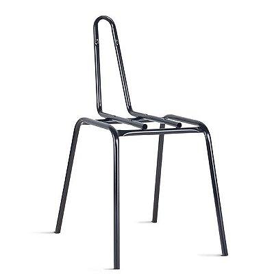 """Estrutura Fixa 4 Pés Secretária 3/4"""" ES004 Cadeira Brasil"""