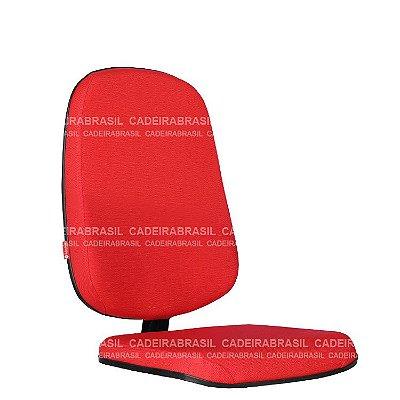 Assento e Encosto Presidente Basic BAPAE02P Cadeira Brasil