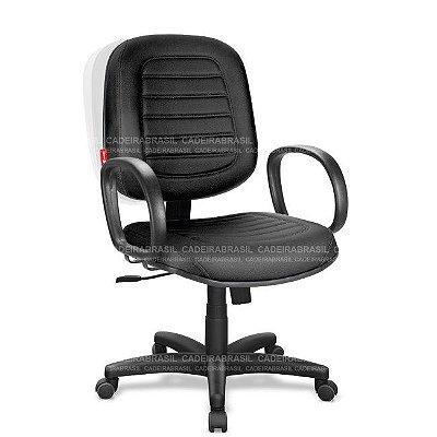 Cadeira Diretor Giratória Home Office PRD01S Cadeira Brasil