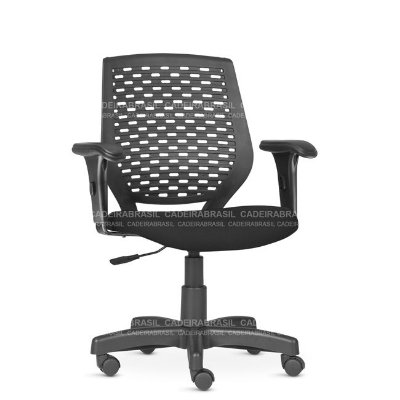 Cadeira Escritório Liss PP Executiva Giratória Frisokar