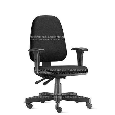 Cadeira Escritório Sky Presidente Ergonômica Giratória NR17 Frisokar