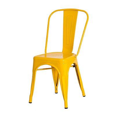 Cadeira Fixa Design Brave Aço Cadeira Brasil