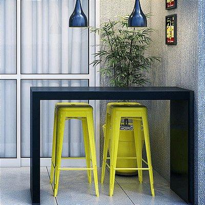 Banqueta Fixa Design Brave Cadeira Brasil