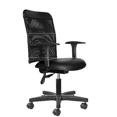 Cadeira Ergonômica Executiva New Tela CB 2016 Cadeira Brasil
