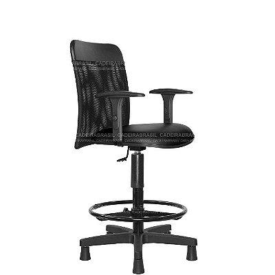 Cadeira Caixa Executiva New Tela CB 2020 Cadeira Brasil