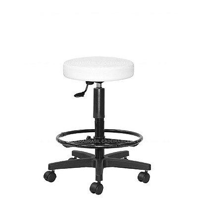 Cadeira Mocho Alto Estética, Fisioterapia, Odontologia Plus Fit Cadeira Brasil CB 1604