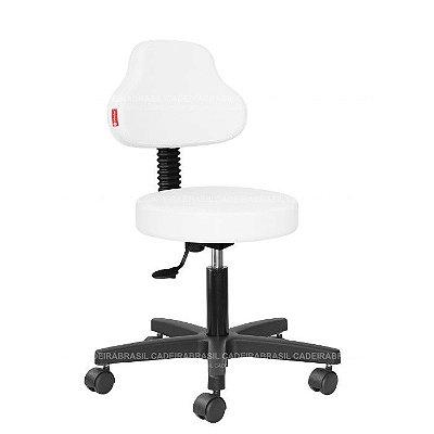 Cadeira Mocho Estética, Fisioterapia, Odontologia Plus Cadeira Brasil CB 1592