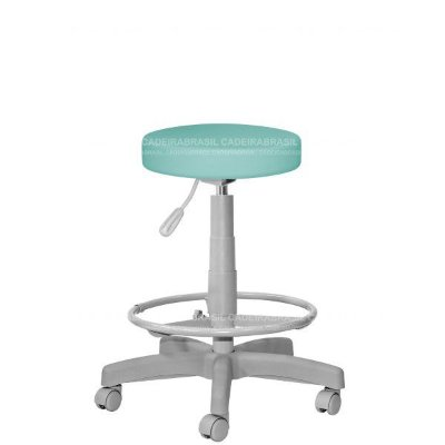 Cadeira Mocho Estética, Fisioterapia, Odontologia Plus Fit Premium Cadeira Brasil CB 1561