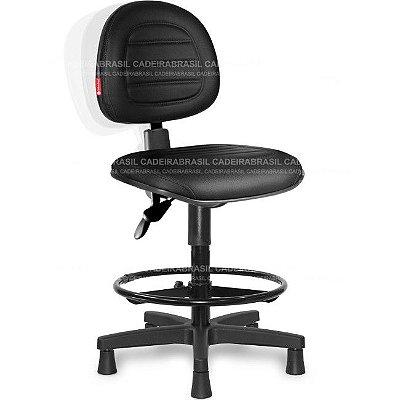 Cadeira Caixa Ergonômica Executiva Parma PRE04 Cadeira Brasil