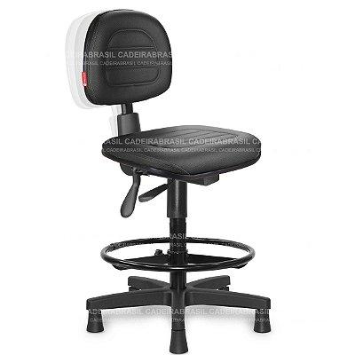 Cadeira Caixa Ergonômica Secretária Parma PRS04 Cadeira Brasil