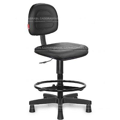 Cadeira Caixa Giratória Secretária Parma PRS08 Cadeira Brasil