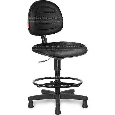 Cadeira Caixa Executiva Giratória Parma PRE08 Cadeira Brasil