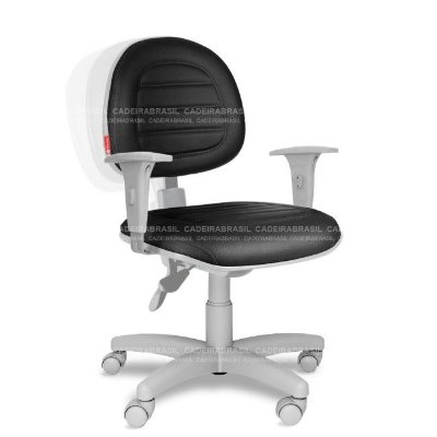 Cadeira Ergonômica Executiva Parma PRE81 Cadeira Brasil