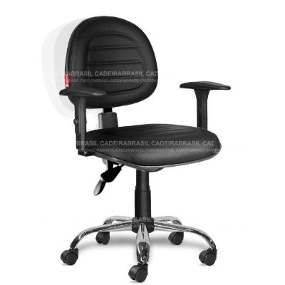 Cadeira Ergonômica Executiva Parma PRE51 Cadeira Brasil