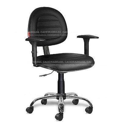 Cadeira Executiva Giratória Parma PRE55 Cadeira Brasil