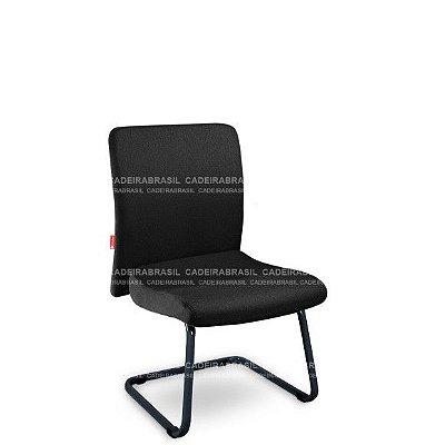 Cadeira Diretor Fixa Interlocutor Atendimento Cerri CRD03