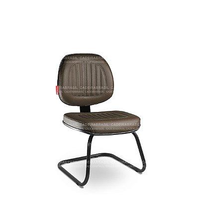 Cadeira Fixa Executiva Milão MLE09 Cadeira Brasil