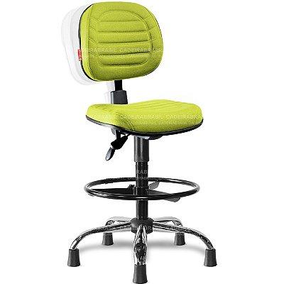 Cadeira Caixa Ergonômica Executiva Lacerta LCE54 Cadeira Brasil
