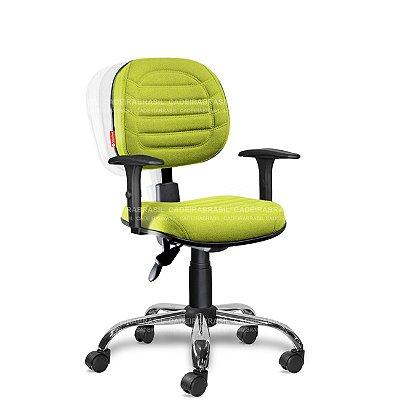Cadeira Ergonômica Executiva Lacerta LCE51 Cadeira Brasil