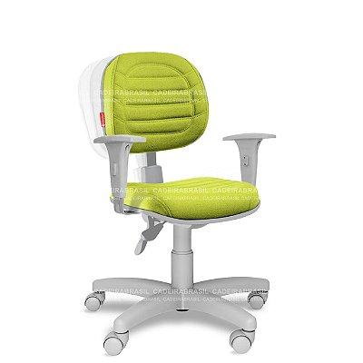 Cadeira Ergonômica Executiva Lacerta LCE81 Cadeira Brasil